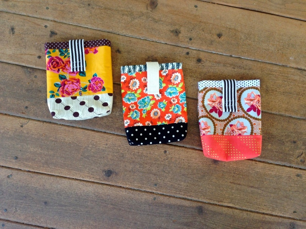 Diaper Pouches (another free Noodle-head tutorial)